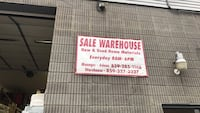 sale warehouse poster Lexington, 40517