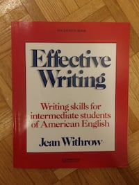 Effective Writing by Jean Withrow book