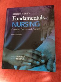 Fundamentals of Nursing Textbook Fort Myers, 33967