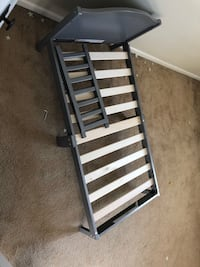 Brand new delta toddler bed