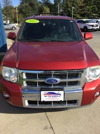 2012 Ford Escape 4WD 4dr Limited GUARANTEED CREDIT APPROVAL! Des Moines