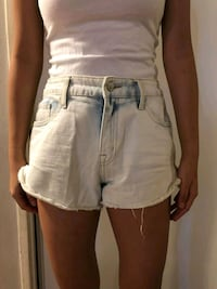 women's high rise denim shorts Toronto, M1E 3E8