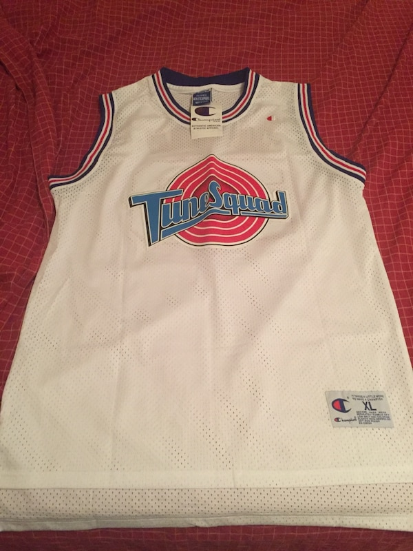 uk availability cea8f a08be Toon squad jersey ( Jordan) space jam