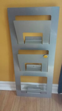 File wall mount Mississauga, L5E 2N5