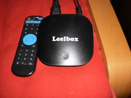 Android box- $45