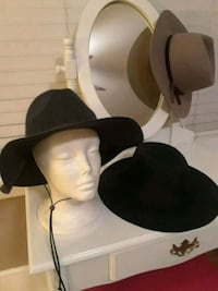 Charcoal ladies hats Los Angeles, 90041