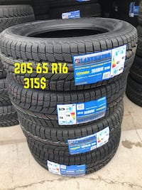 205/65R16 brand new winter tire Richmond Hill, L4B