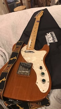 Fender '69 model Telecaster thinline made in Japan Potomac, 20854