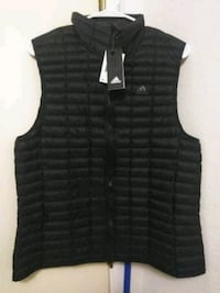 (New) Black Adidas W Flyloft  XLarge Women's Vest Irving, 75061