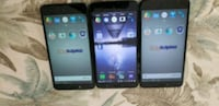 Lots of 3 zte xmax pro unlocked  Lauderhill