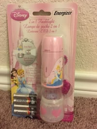Disney Princess Brand New Flash Light   Harker Heights, 76548