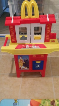 Retro McDonald's kitchen  Vienna, 22180
