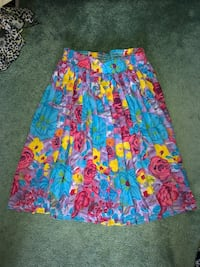 Colourful skirt Ajax, L1T 4Y8
