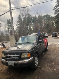 (2 Truck Deal)2002 Ford Ranger Extended cab(can be fixed or parts)& 2000 ford ranger extended(parts only)