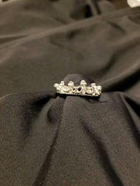 New Princess Ring- Size 8 Only