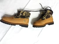 $35 TIMBERLAND - TODDLER Leather Boots (Size 9) Toronto