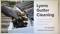 Gutter cleaning Lyons, 60534