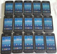 15 Samsung Rugby's, 8gb, unlocked, $50 EACH...READ Toronto, M9V 5G9