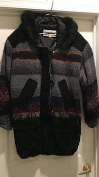 Black and gray zip-up jacket North Las Vegas, 89031
