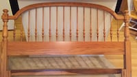 Queen Oak Headboard Alexandria, 22310