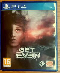 Get Even ps4 Zaragoza, 50016
