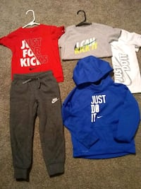 Boys Nike lot size 6 Bixby, 74008