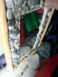 Perfect mirror for a cabin w rock detail..4ft tall Billings, 59101