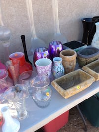Flower Vases $1 each Apple Valley, 92308