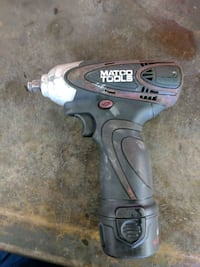 Matco 3/8 impact wrench 12v with battery/charger Toronto, M1H 2K2