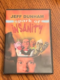 Jeff Dunham  Spark of Insanity   North Haven, 06473