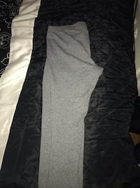 grey sweatpants 784 km