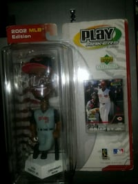 2002 MLB edition figure box Willoughby Hills, 44094