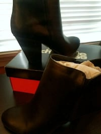 Brand New Black Ankle Boots  Silver Spring, 20905