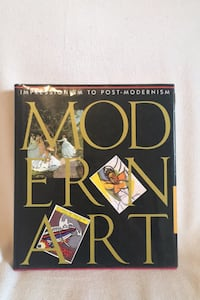 Modern Art Book Fairfax, 22030