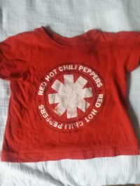 6 Infant rock outfits