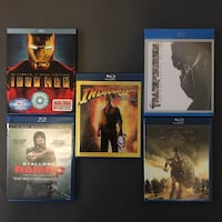 BluRays & DVDs  (Cheap) Los Angeles, 90029