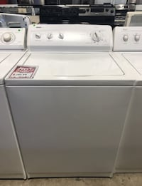 ❥Kenmore top load washer. Used. White. - Seaford