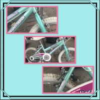 Mint green metallic and white bicycle  Hitchin, SG4