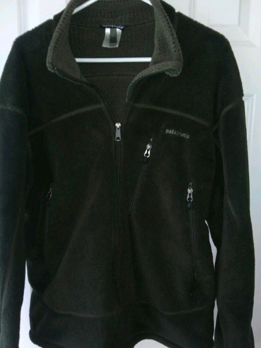 Photo Mens Patagonia fleece jacket