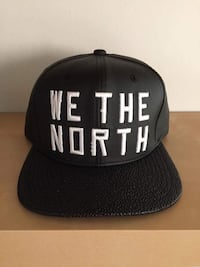 New Mitchell and Ness WE THE NORTH Leather StrapBack Toronto, M1V 2Z4