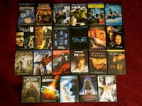 Dvd's (Price is for all!) 444 mi