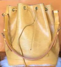 women's beige leather hobo bag Spring Valley, 91978
