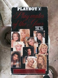 VHS tape Playboy Playmates of the year 1990s Travelers Rest, 29690