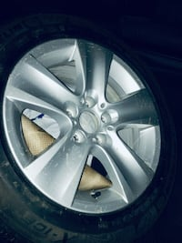 225/55/17 Michelin Xice Winter tires & Original Bmw Rims Bolton