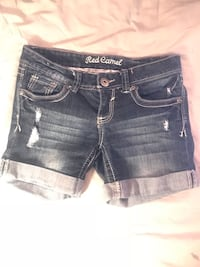 Red Camel size 5 denim shorts Townville, 29689