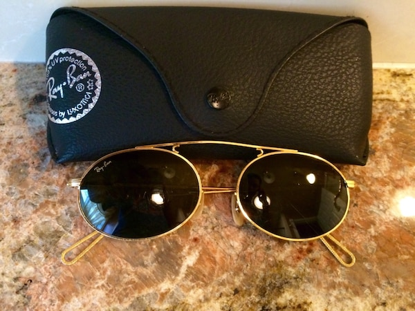 41d5b9b389d52 Used Vintage And RARE Ray Ban Bausch and Lomb Sunglasses for sale in  Johnston - letgo