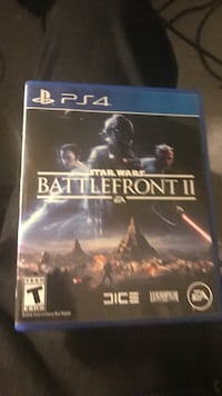 Sony ps4 battlefield 1 game case Los Angeles, 90011