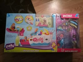 Polly Pocket Ultimate party boat