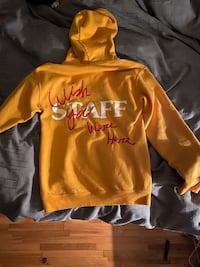 """Travis Scott Astroworld """"Staff"""" hoodie (size small) North Vancouver, V7N 2Y6"""