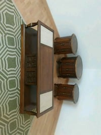 Retro end tables and coffee table Springfield, 65807